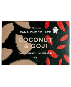 Pana Chocolate Coconut + Goji