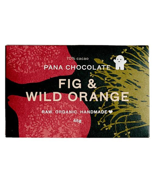 Pana Chocolate Fig + Wild Orange