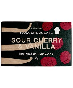 Pana Chocolate Sour Cherry & Vanilla NZ