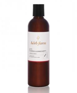 Herb Farm Gentle Calendula & Lavender Shampoo