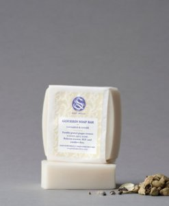 Soapwalla Soap Bar - Cardamom & Ginger