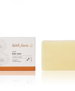 The Herb Farm Gentle Baby Soap