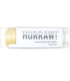 Hurraw Unscented Lip Balm NZ