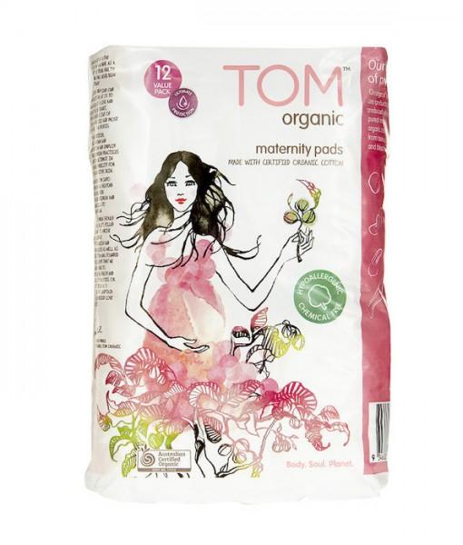 TOM Organic Maternity Pads NZ