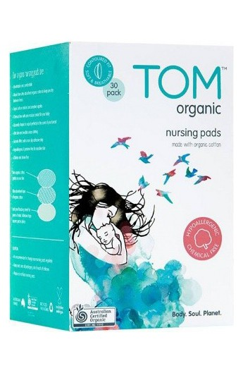 TOM Organic Nursing Pads