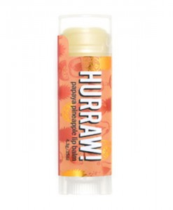 Hurraw! Papaya Pineapple Lip Balm NZ