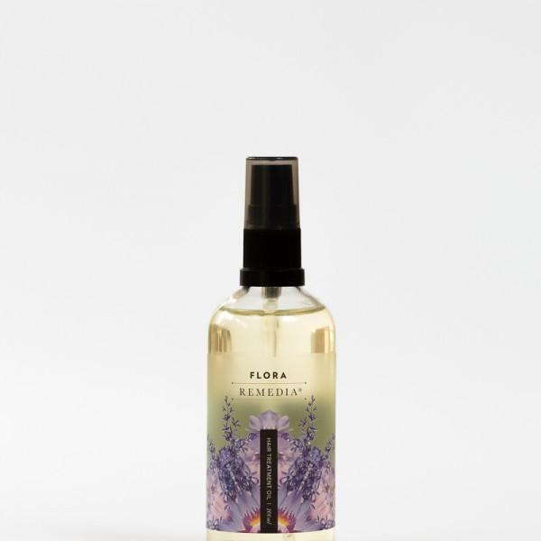 flora remedia lavender hair oil treatment oh natural
