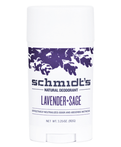 Schmidt's Deodorant - Lavender & Sage NZ
