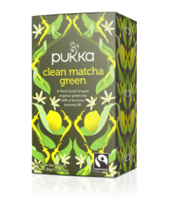 Pukka Clean Matcha Green Tea NZ