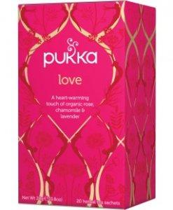 Pukka Love Tea NZ