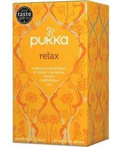 Pukka Relax Tea NZ