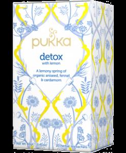 Pukka Detox With Lemon Tea NZ