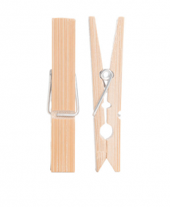 GoBamboo Clothes Pegs