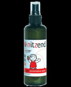 Nitzend Head Lice Prevention Spray
