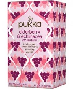 Pukka Elderberry & Echinacea Tea