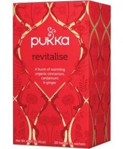 Pukka Revitalise Tea