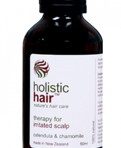 Holistic Hair Therapy for Irritated Scalp