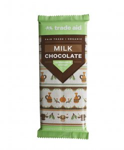 Trade Aid Cardamom Orange Chocolate