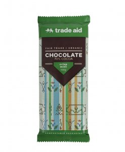 Trade Aid Crisp Mint Chocolate