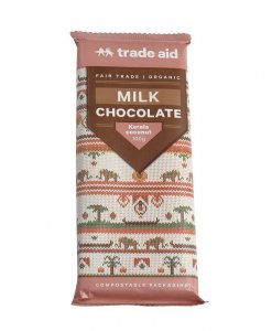 Trade Aid Kerala Coconut Chocolate