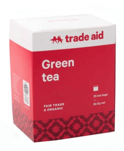 Trade Aid Organic Green Tea