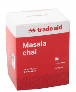 Trade Aid Organic Masala Chai Tea