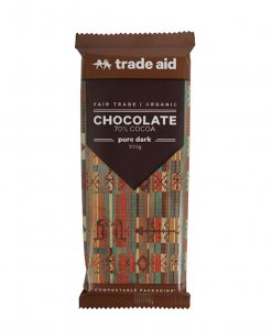 Trade Aid Pure Dark Chocolate