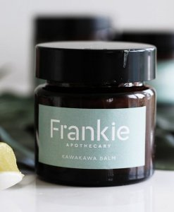 frankie apothecary kawakawa balm