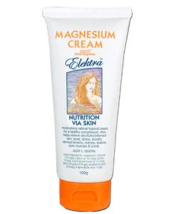 Elektra Magnesium Cream - Citrus