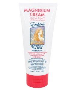 Elektra Magnesium Cream - Island Spice