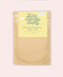 Kiss Ready Baby Cleansing Bath Soak