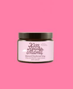 Kiss Ready Mama Natural Deodorant
