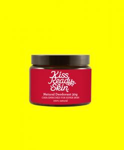 Kiss Ready Skin Natural Deodorant