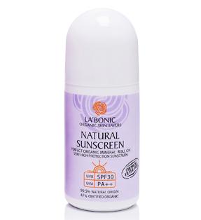 La'Bonic Natural Sunscreen Roll On