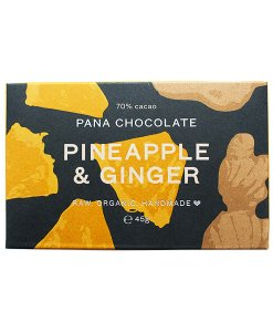 Pana Chocolate Pineapple Ginger NZ