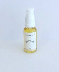The Skin Kitchen Chia & Pomegranate Face Oil