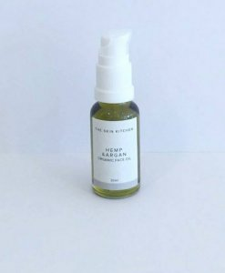 The Skin Kitchen Hemp & Argan Face Oil
