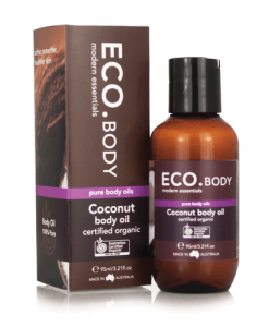 ECO. Coconut Body Oil