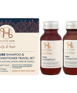 Holistic Hair Pure Shampoo Travel Set