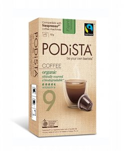 Podista biodegradable coffee pods nz
