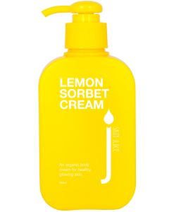 lemon_sorbet_cream_ skin juice