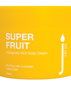 superfruit body cream skin juice nz