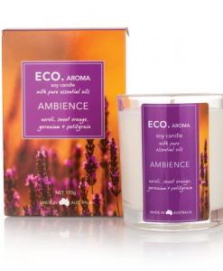 ECO.AROMA AMBIENCE CANDLE