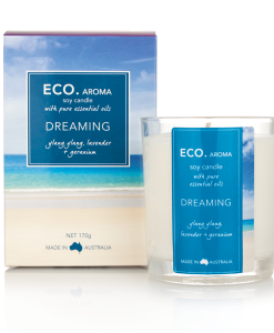 ECO.AROMA DREAMING CANDLE