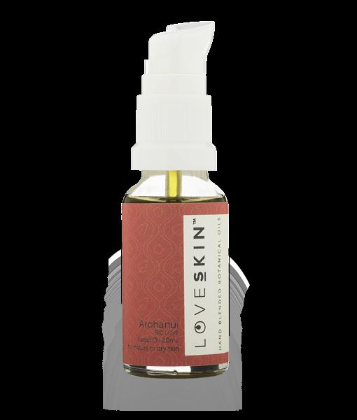 Arohanui Oil – For Dry/Mature Skin