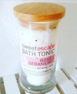 Rose Geranium Jar