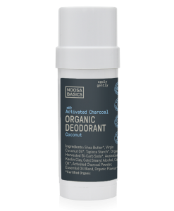 NOOSA BASICS – DEODORANT WITH ACTIVATED CHARCOAL