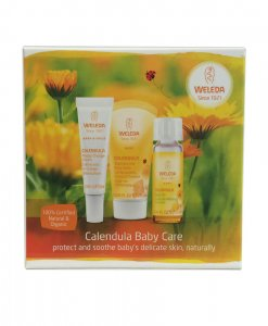Weleda Baby Care Starter Pack NZ