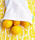 green collective loot bags lemon
