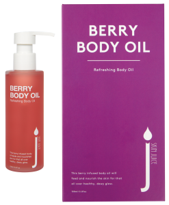 skin juice berry body oil nz